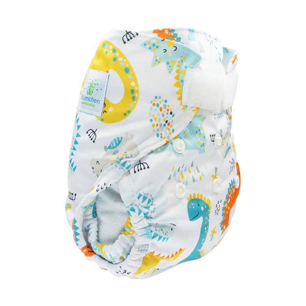Neugeborenen Überhose mit Dino Print